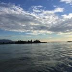 免許不要ボートで挑む夏の琵琶湖バス釣り