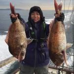 東京湾で鯛を釣る-ガチ練習編