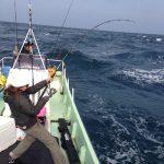 釣筋、鍛えます。大型魚ファイト対策で体幹トレーニング