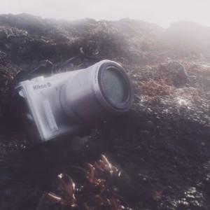 Nikon 1 AW1の耐衝撃性テスト! in 五島