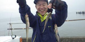 青春を怪魚釣に捧げた小宮さんと有明海へハゼクチリベンジに行ってきました!!