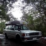 釣り専用車としての『グロリア バン(VNY-30)』