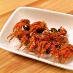 身近な磯場にいる美味しい食材、亀の手やヤドカリを採取して食べてみました(*´ー`*)