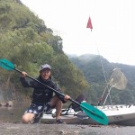 またまた居酒屋村上号こと『グロリア バン』を使ったエンジョイカヤックライフのご紹介 in 松原ダム