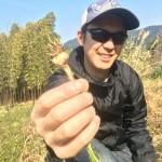 野草シリーズ最終編は念願のノビルに遭遇!三度目のクレソンは葉の形状による味の違いを徹底検証!