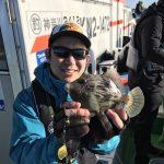 三浦半島の先端!長井港の儀兵衛丸に乗ってカワハギ釣りに初挑戦してきました(≧∇≦)/