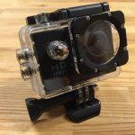 GoProの代わりになるか!?2,000円台で購入できるアクションカメラをAmazonで買ってみました!