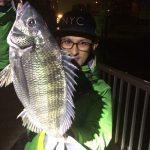 LOG.17秋・東京湾シーバス釣行。釣れたのは・・・