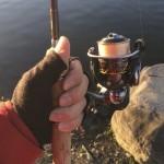 LOG.21 2月のトラウト管釣り釣行 開成水辺FS
