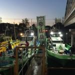 オーシャンドミネータージギングサーキット in 東京湾タチウオラウンド参加中!