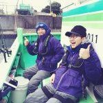 只今、ジギングサーキット 東京湾シーバスラウンドに参加中!