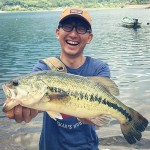 西湖で紙すき体験をしながらバスも釣る!ジョイクロフィッシュGet!