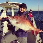 【東京湾タイラバ入門】真冬のタイラバに初挑戦!タコマラカスのおかげで良型ゲット!?