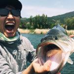 【早野プロに学ぶ河口湖春の表層パターン】デルゼでモンスターを確保!