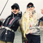 【釣れた!】冬の河口湖でドMなメガロドーン縛り釣行!メガロドーンのタックルは?