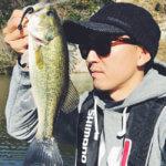 【冬の亀山でバス釣り】難しいミドル〜ディープレンジの練習に行ってきた!