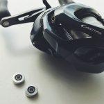 【超簡単】カシータスMGLのベアリングをかっ飛びチューニングキットAIRに交換してみた!