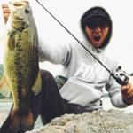 【富士五湖】河口湖と西湖をハシゴして40アップをキャッチ!