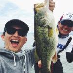 【プロからバス釣りを学ぶ】初夏の琵琶湖でにっしぃガイドを体験!2日目 トルストのスイミングに50アップ!