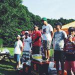 【H-1 GPX】初参戦の亀山大会で3位入賞! HMKLジョーダン50でフィーディングバスを仕留めた!