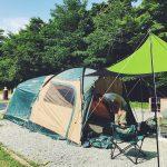【釣りとキャンプ】めっちゃ楽しい!芦ノ湖キャンプ村でキャンプをしながらバス釣り!