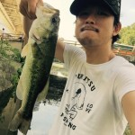 2016/09/01(木)弁慶堀 フィーバー!+翌日の相模湖