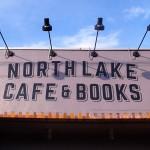 北岸にて釣りを思う North Lake Cafe & Books