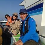 第3話:茅ヶ崎でマルイカ釣りをやってみるの巻