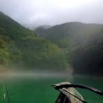 合川ダムバス釣り遠征!真夏のリザーバーをボートで挑戦!