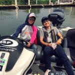 O.S.Pプロスタッフ小田さんの琵琶湖ガイドに行ってきた