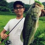 続:スピニング+PEラインのバス釣り!淡路島野池実釣編