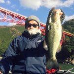冬のスピナーベイティングで40UPをキャッチ!合川ダム月例釣行12月