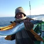 惨敗のサーベリング-2013ラストのタチウオ釣行