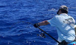 2020 久米島キハダ遠征 :ミラクルジムメソッドと素晴らしいロッド