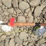 フライで魚を釣ろう!! in 多摩川