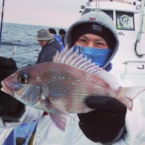 ひとつテンヤのメッカ、千葉県大原で真鯛に挑む!