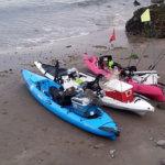 2017年初漕ぎ!桜鯛を狙って長崎の海へカヤックフィッシング遠征に行ってきました!