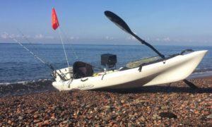 マリアのリライズ130Sを持って長崎の海にカヤックフィッシング遠征!誘い上げで青物は釣れるのか!?