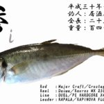 デジタル魚拓を無料で作成!フリーソフトを活用してメモリアルフィッシュの魚拓を自作する方法の紹介!