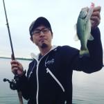 【遠征でスキルアップ!】ハザーと琵琶湖&津風呂湖釣行!