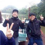 【LITTLE COSMO】亀山ダムでハザーとプカリング!