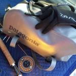 11/28 開成水辺FSで朝練、パタゴニアのウェストバッグ買ってみた!