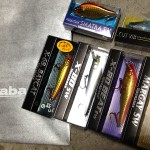 Megabass SALT WATER の福袋買ったー!