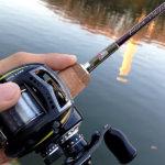 初釣り!Revo LTZを王禅寺で試してみた!1月1日