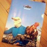 パタゴニアのフライフィッシング2014カタログが届いた!
