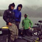 河口湖でバスボートをレンタルしてバス釣り!6月7日