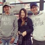 世界の並木さんと再会!T.Namiki's Fishing Roomにて取材させて頂きました