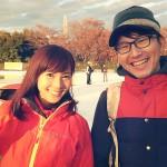 TROUT FESTA 2014にて阪本智子さんと遭遇!