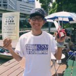 【弁慶大会で総合優勝】激タフコンディションの最後の手段はイモグラブ!