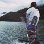【初秋の津久井湖】2年ぶりの津久井湖でバス釣り! 頼りになるスワンプのダウンショット
